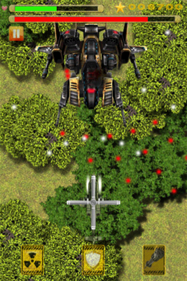 Screenshot iThunderStrike